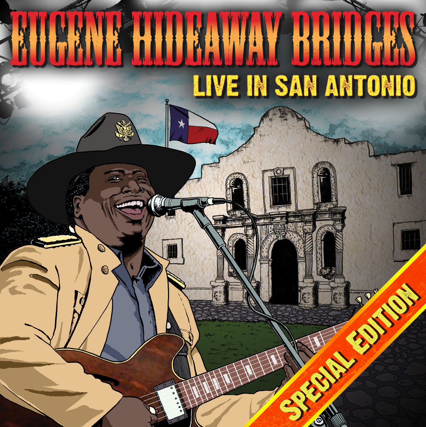 Live In San Antonio Special Edition