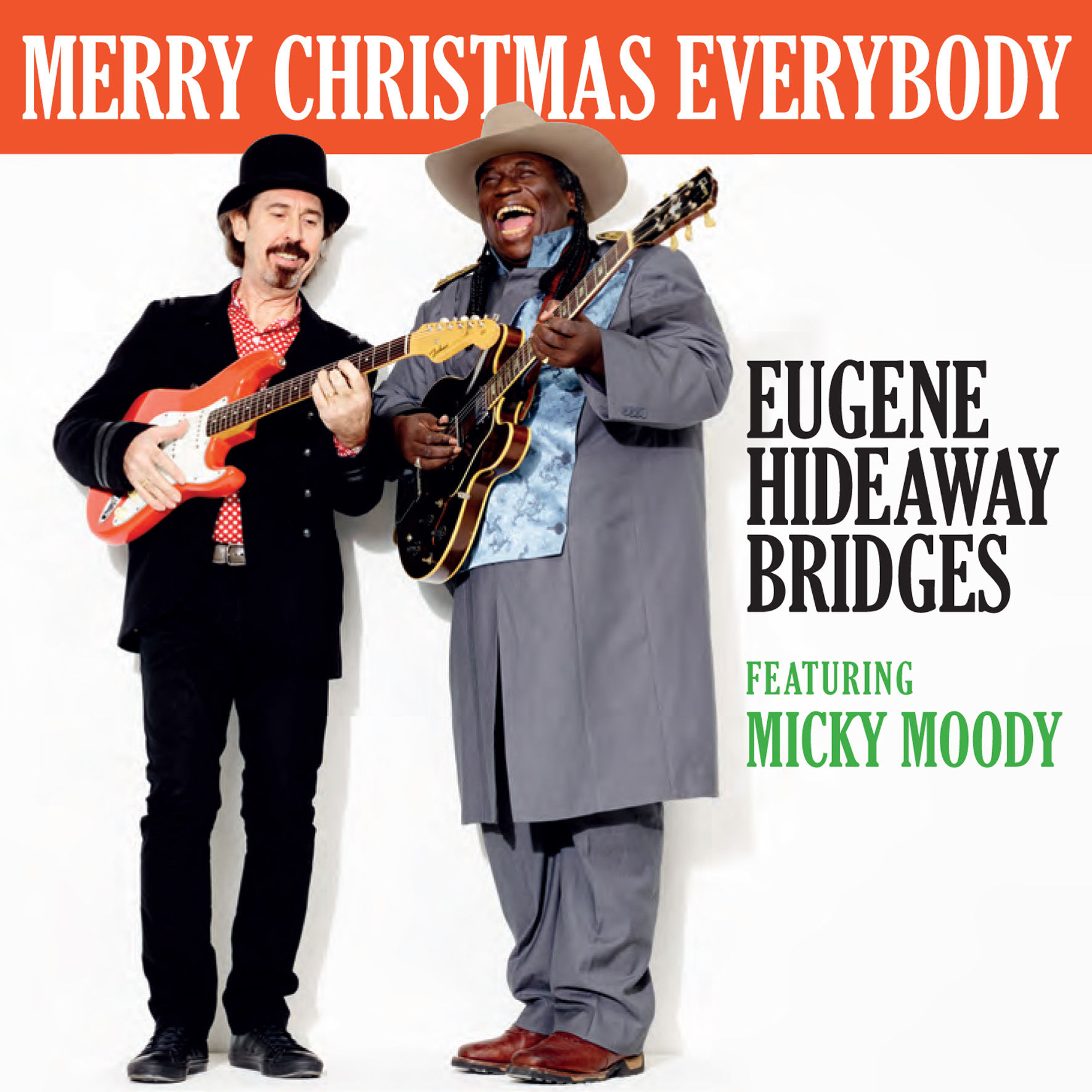 Merry Christmas Everybody (Feat. Micky Moody)